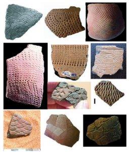 Quelques exemples de céramique imprimée